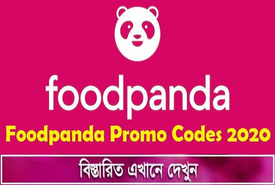 Foodpanda Promo Codes 2021