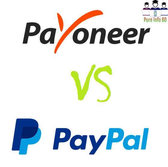 Payoneer VS PayPal 2021