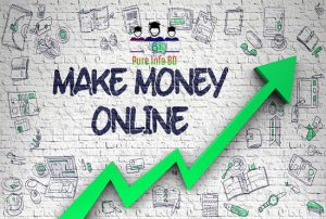 Stay Home: Make Money Online | Easy Earning BD
