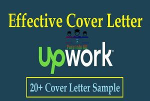 How to Write Effective Cover Letter for Upwork