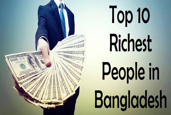 Top 10 Richest People in Bangladesh