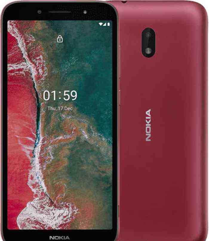 Nokia C1 Plus Price in Bangladesh