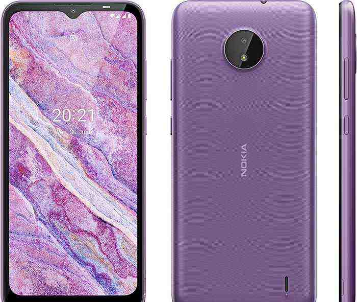 Nokia C10 Price in Bangladesh