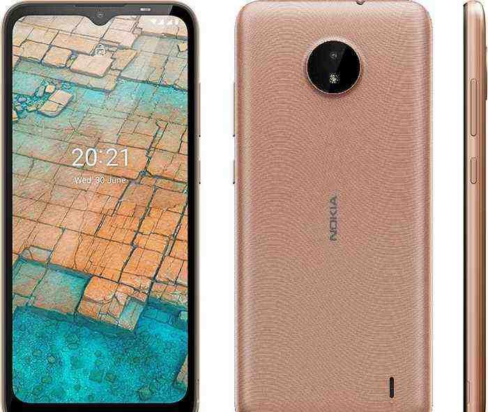 Nokia C20 Price in Bangladesh