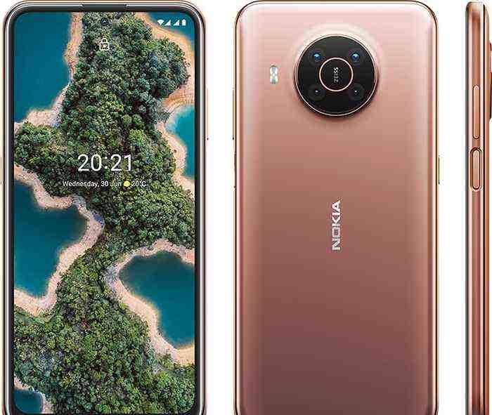 Nokia X20 Price in Bangladesh