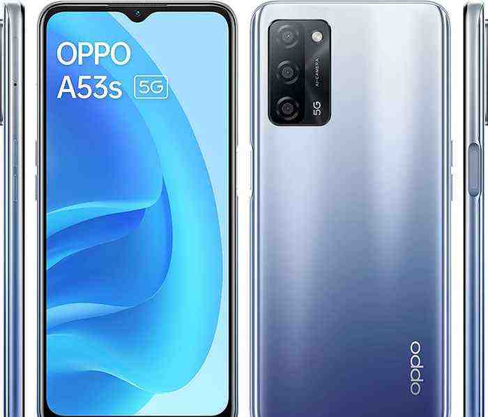 Oppo A53s 5G Price in Bangladesh