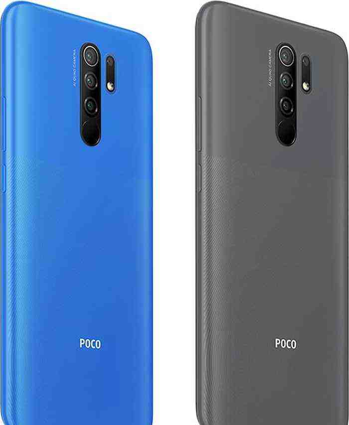 Xiaomi Poco M2 Reloaded Price in Bangladesh