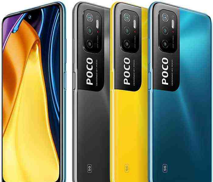 Xiaomi Poco M3 Pro 5G Price in Bangladesh