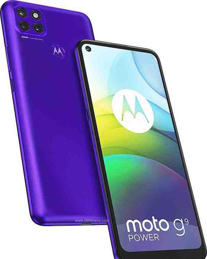 Motorola Moto G9 Power Price in Bangladesh