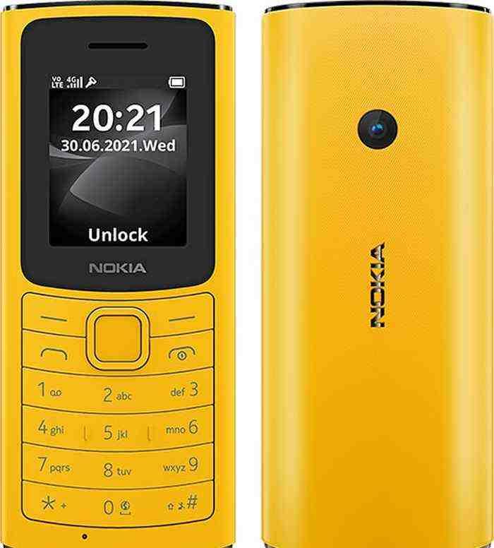 Nokia 110 4G Price in Bangladesh