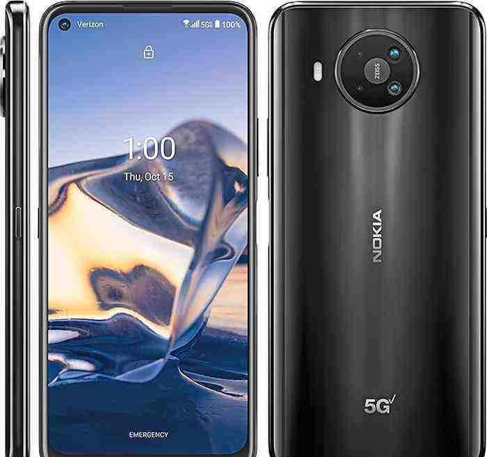 Nokia 8 V 5G UW Price in Bangladesh