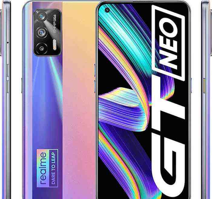 Realme GT Neo Flash Price in Bangladesh