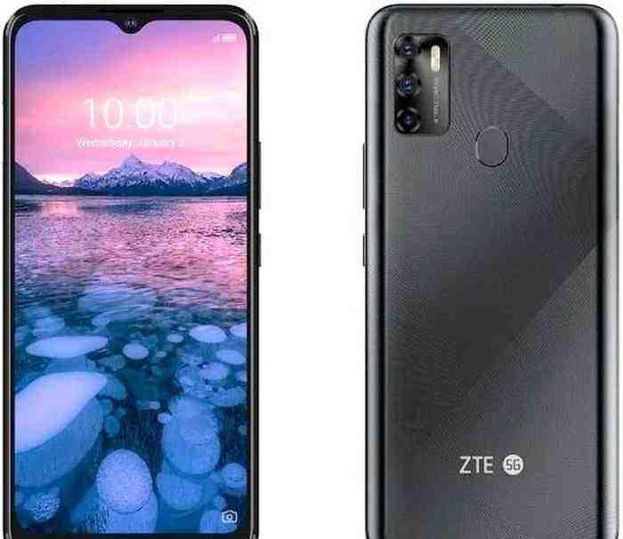 ZTE Blade 20 5G Price in Bangladesh