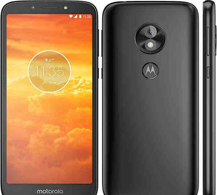 Motorola Moto E5 Play Go Price in Bangladesh
