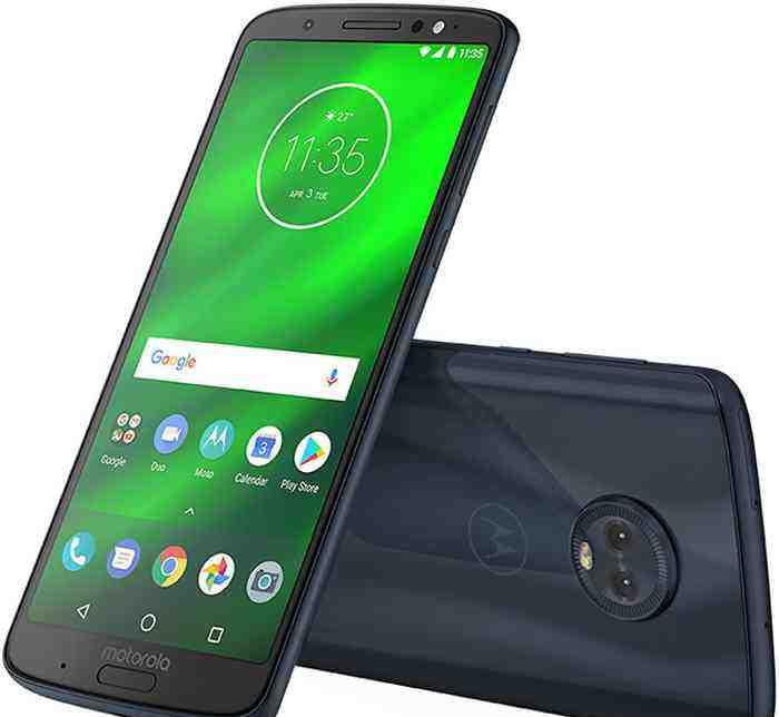 Motorola Moto G6 Plus Price in Bangladesh