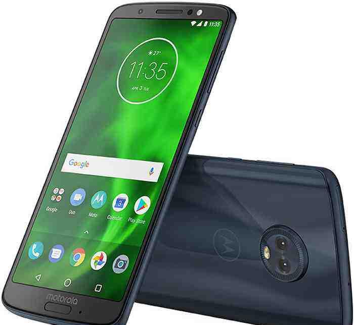 Motorola Moto G6 Price in Bangladesh