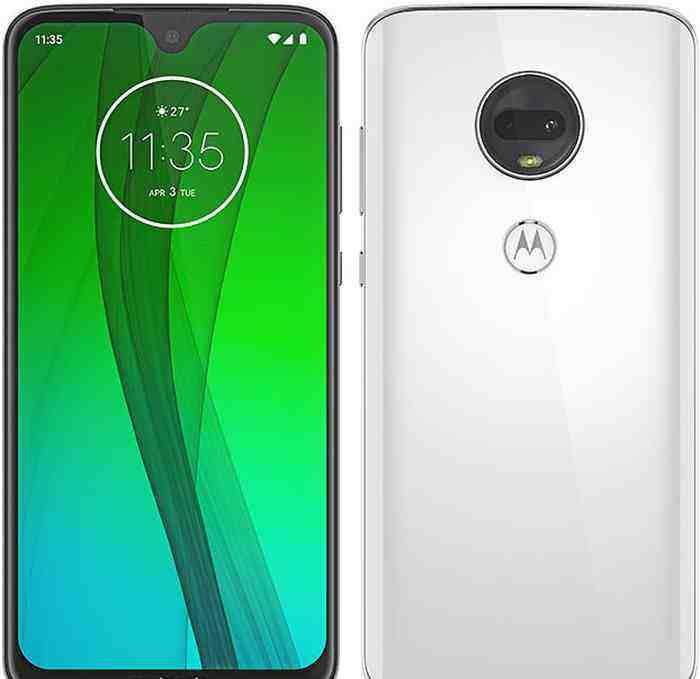 Motorola Moto G7 Price in Bangladesh