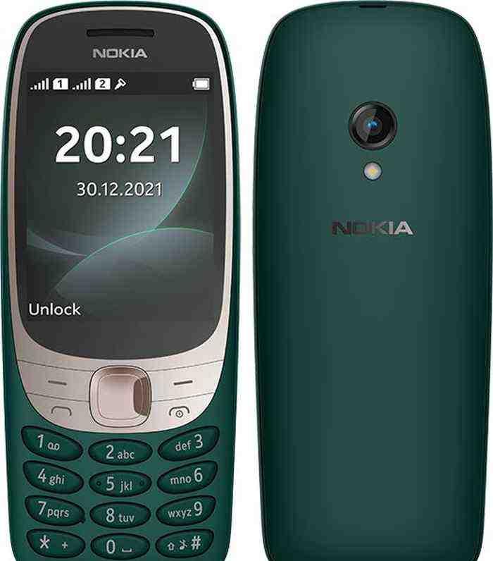 Nokia 6310 (2021) Price in Bangladesh