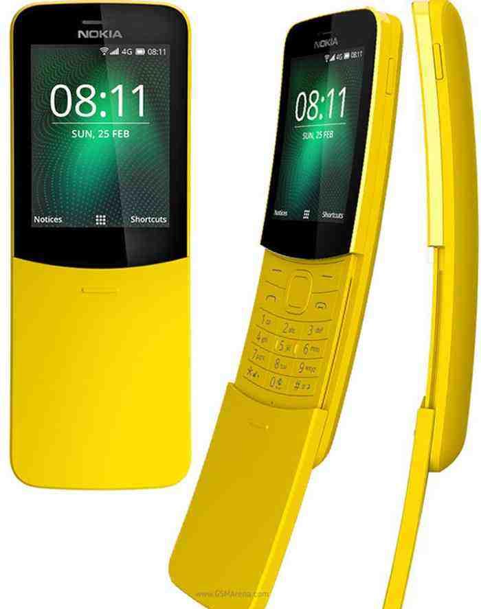 Nokia 8110 4G Price in Bangladesh