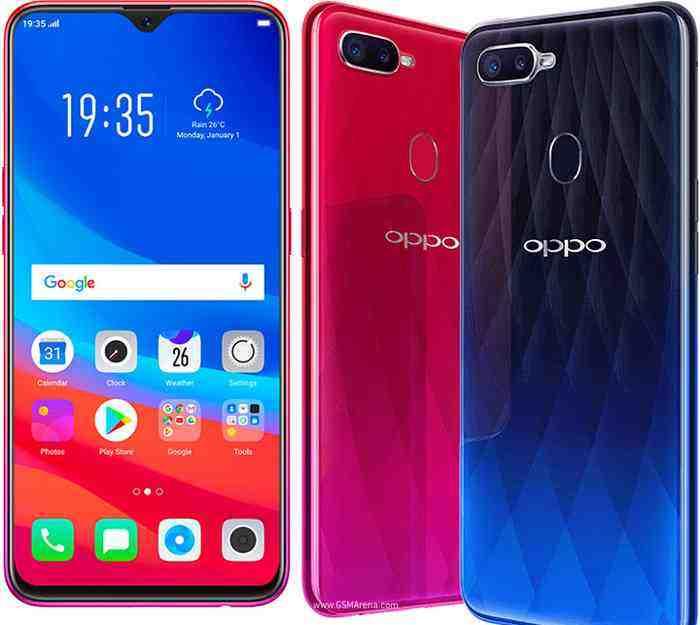 Oppo F9 (F9 Pro) Price in Bangladesh