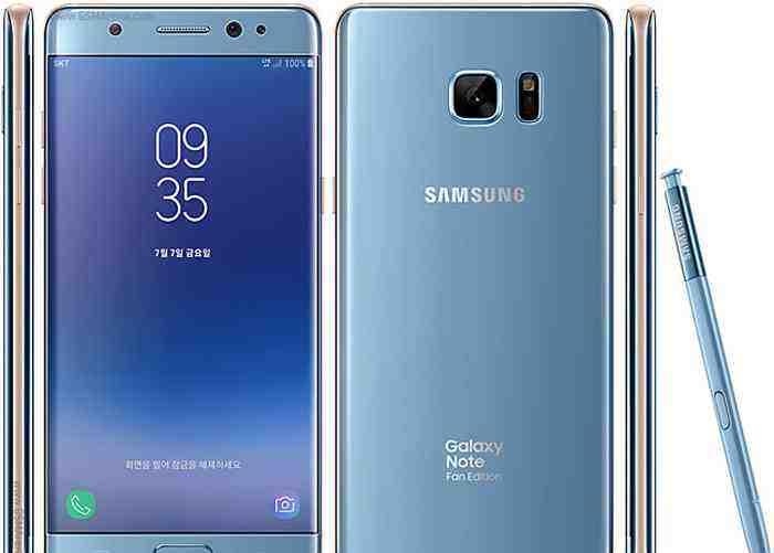 Samsung Galaxy Note FE Price in Bangladesh