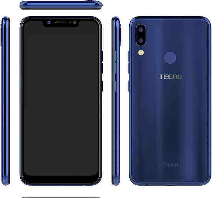 TECNO Camon 11 Price in Bangladesh