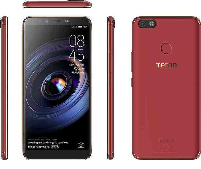 TECNO Camon X Pro Price in Bangladesh