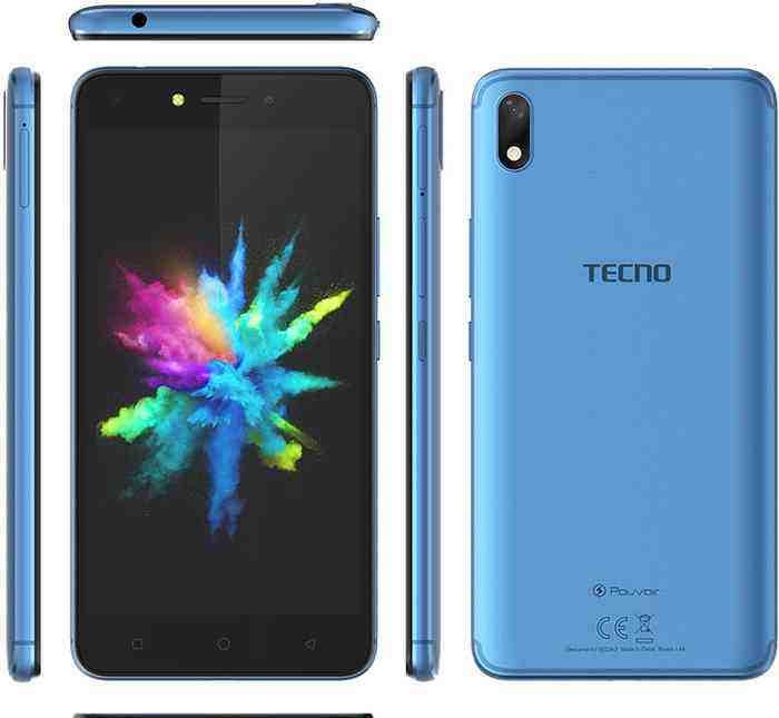 TECNO Pouvoir 1 Price in Bangladesh