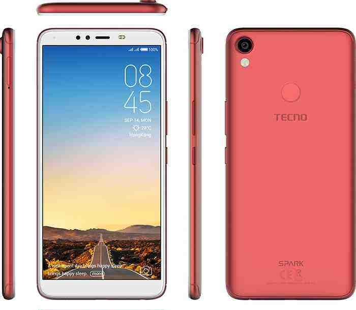 TECNO Spark 2 Price in Bangladesh