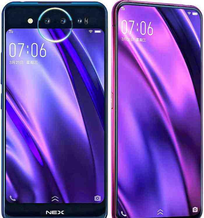 vivo NEX Dual Display Price in Bangladesh