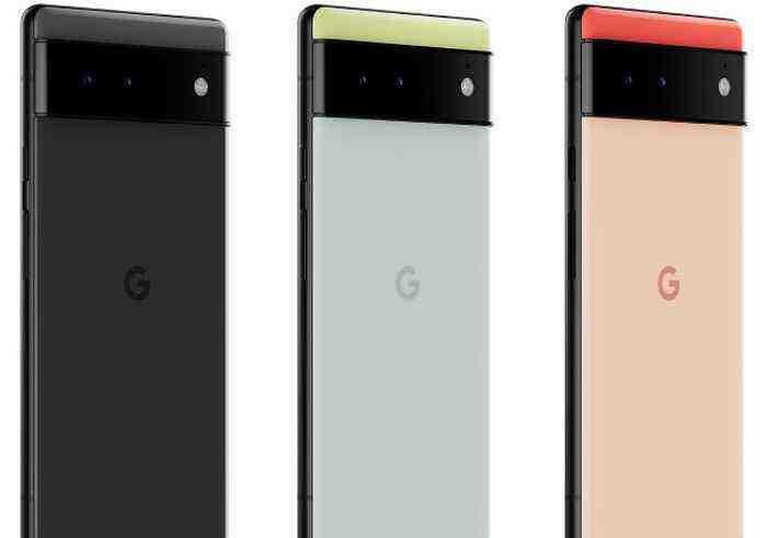 Google Pixel 6 Price in Bangladesh